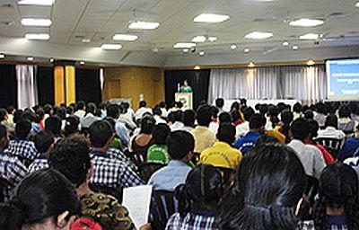 Teacher-student capacity building workshop