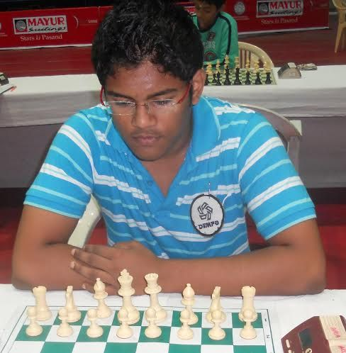 Goodwill Ambassador Anurag Finishes Fourth in All India Rating Chess Tourney