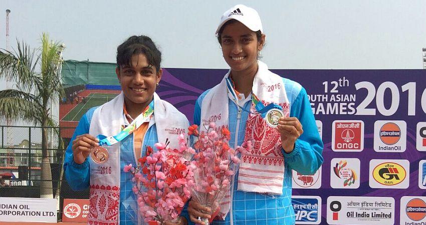 Dempo Goodwill Ambassador Natasha Palha Bags Silver at South Asian Games
