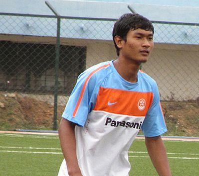 Dempo SC's Holicharan Wins Assam's Best Sportsperson 2015 Award