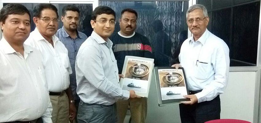 Modest Infrastructure Ensures Delivery of MPV Sagar Yuvraj