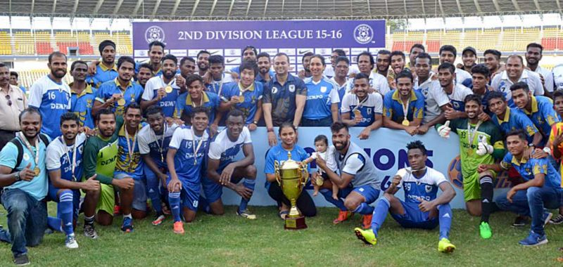 Dempo SC Re-qualify for the I – League