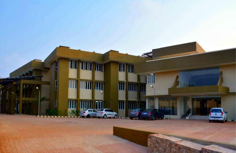 New Dempo College complex at Cujira