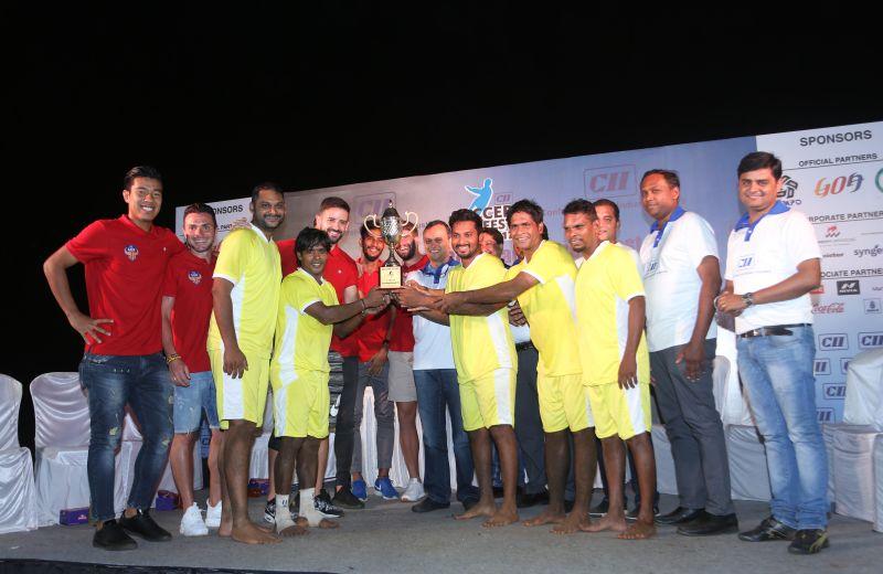 Dempo-SC-Triumph-at-CII-Goa-Beach-Soccer-Fest-2017-01