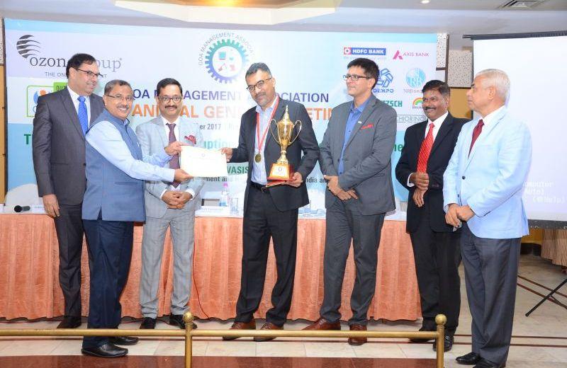 GMA CEO of the Year 2017 – Mr. Jaideep Redkar