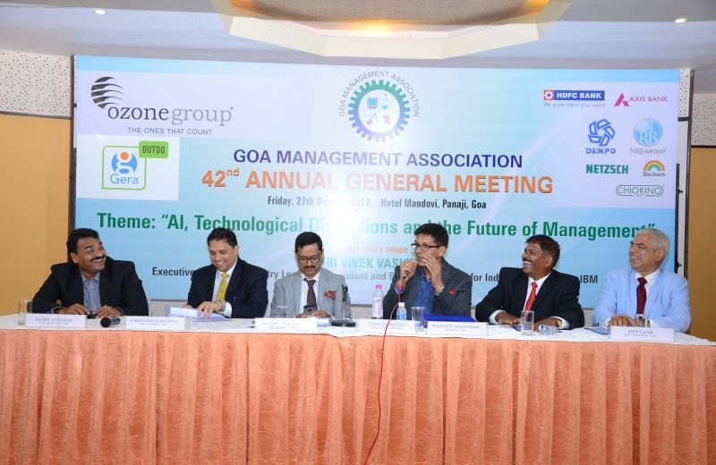 GMA President and Office Bearers alongwith Chief Guest & Speaker