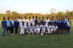 Dempo SC Clinch 2017-18 GFA U-18 League