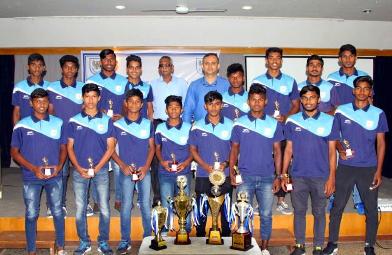The Dempo SC Youth Development Squad Awards Day!