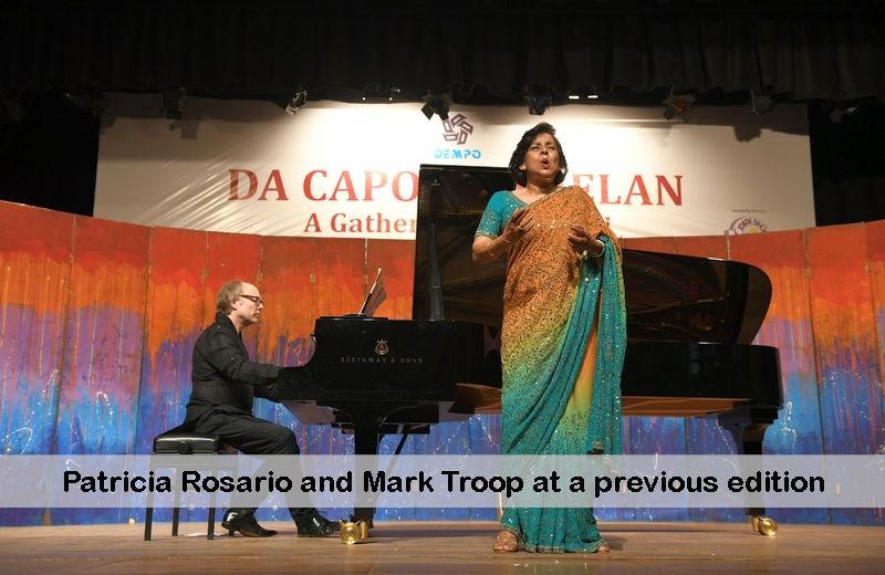 Da Capo Sammelan 4 – A DEMPO Sponsored 2 – Day Feast of International Western Classical Music