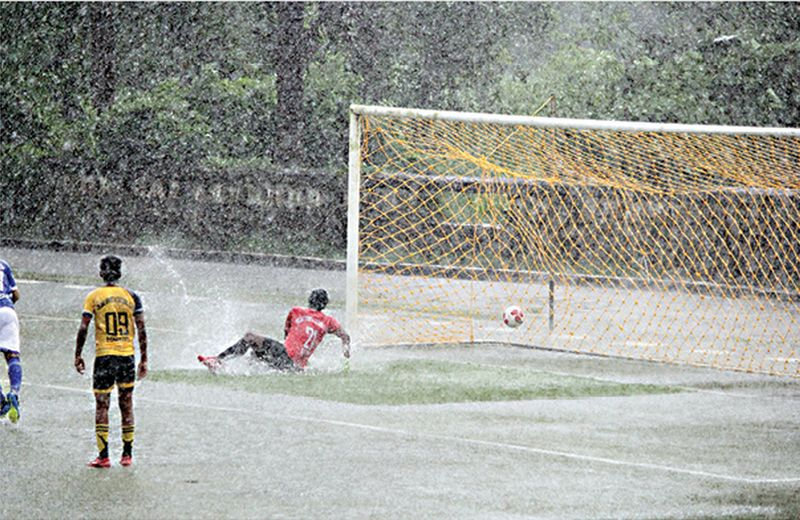 Goa Professional League – Dempo SC Swamp Velsao SCC
