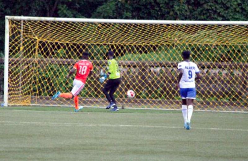 Sporting Clube de Goa Go Past Dempo SC