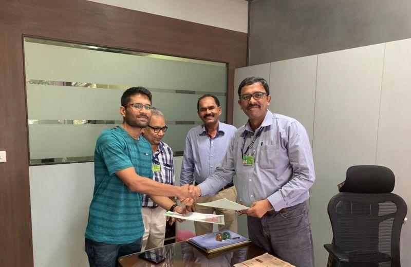 GM Anurag Mhamal Inks Goodwill Ambassador Agreement With Devashri